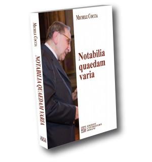 Notabilia quaedam varia