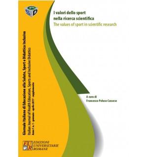 I valori dello sport nella ricerca scientifica - Giornale Italiano Anno I n. 1 / 2017 supplemento
