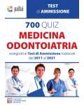 700 QUIZ MEDICINA-ODONTOIATRIA 2011/2021
