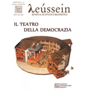 Il teatro della democrazia - Leussein Anno VIII n. 3