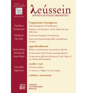 Il progresso - Leússein anno I n. 2/2008