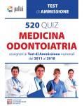 520 QUIZ MEDICINA-ODONTOIATRIA 2011/2018