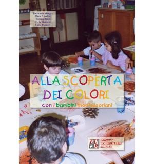 Alla scoperta dei colori con i bambini montessoriani